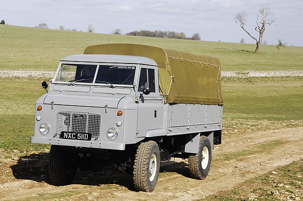 Land Rover Forward Control IIB