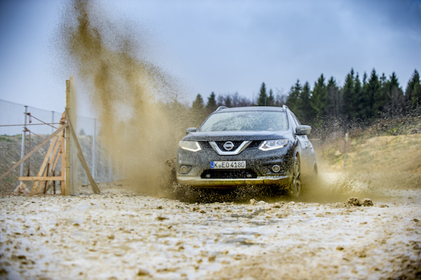 Nissan X-Trail 2.0dCi All-Mode