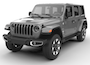 Jeep JL Wrangler Unlimited JTD Rubicon
