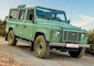 Land Rover Defender 110 Autobiography