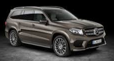 Mercedes Benz X166 GLS500
