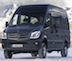 Mercedes Benz Sprinter Van 316 BlueTec 4x4